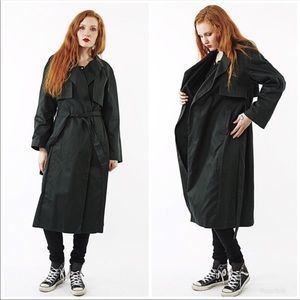 KOWTOW KEEPSAKE TRENCH COAT size L